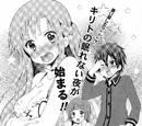 Sword Art Online - Aincrad Night of Kirito (manga)