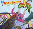 Justice League/Power Rangers Vol.1 3