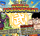 World Tournament n°13