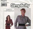 Simplicity 8220 A