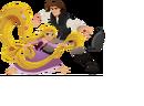 Tangled - Rapunzel and Eugene.png