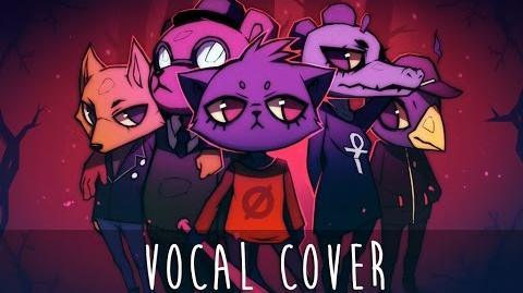 ♫ Night in the Woods - Die Anywhere Else -VOCAL COVER-