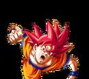 Super Saiyajin Dios