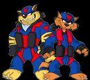 SWAT Kats Characters