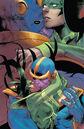 Thanos (Earth-616) and Hela (Earth-616) from Unworthy Thor Vol 1 5 001.jpg