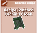 Patched Urchin's Cloak