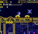 Localizaciones de Sonic CD