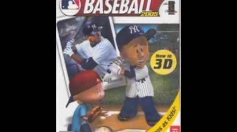 Backyard Baseball 2005 Music- Jorge Garcia