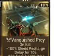 Vanquished Prey