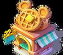 Mickey Waffles Concession