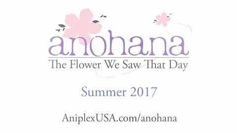 Hongqilim/Aniplex USA Dubs anohana Anime Series, Announces Cast (Updated)