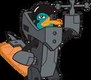 Perry the Platyborg