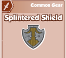 Splintered Shield