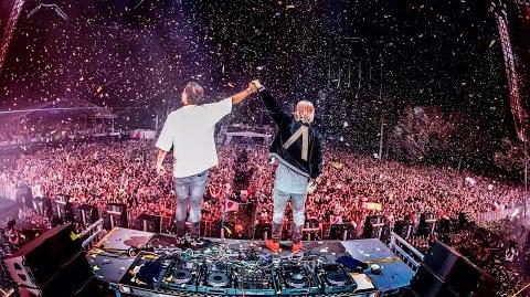 Axwell Λ Ingrosso - Mainstage Ultra Music Festival Miami 2017
