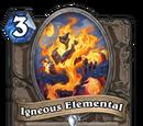 Igneous Elemental