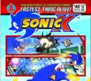 Sonic X issues