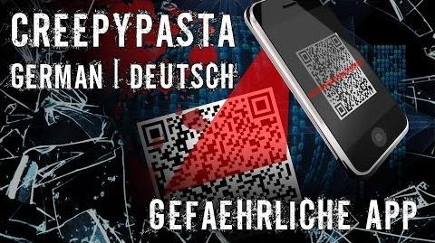 Gefährliche App ✽ Creepypasta german ✽ Gruselgeschichte ✽ CP ✽ Horror Deutsch SeelenSplitter