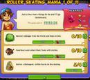Roller Skating Mania: Grasslands 5 Expansion