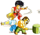 Mighty Final Fight Images