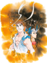 Ryu Rose Chun-Li and Sagat.png