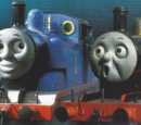 Thomas & Friends: Night of the Living Halloween (Game)