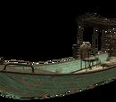 Болотная лодка