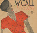 McCall Style News July 1937
