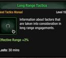 Long Range Tactics