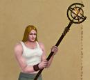 Helios Spellstaff