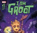 I Am Groot Vol 1