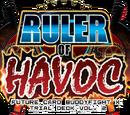 X Trial Deck 2: Ruler of Havoc