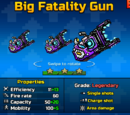 Big Fatality Gun Up2