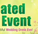Accumulative Purchase Event - Wedding Dress Eve
