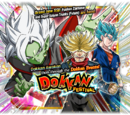 Rare Summon: Fusion Zamasu & SS Trunks Future Dokkan Festival