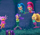 Mermaids (Shimmer and Shine)