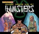 Adolescent Radioactive Black Belt Hamsters Vol 1 1