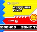 Altitude Limit