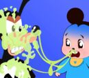 Mickey Mouse & Minnie Mouse Babies HUGE SNOT Pranks Compilation!
