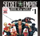 Secret Empire: Brave New World Vol 1 1