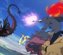 Assault on Luna Nova Magical Academy