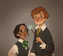Fantastic Beasts and Where To Find Them/Ships/Het