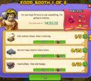 Food Booth: Low Shore Expansion