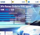 Alfa Romeo Giulietta 2016 Veloce