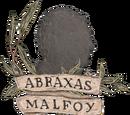 Abraxas Malefoy