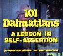 101 Dalmatians: A Lesson in Self-Assertion