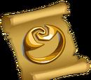 Manuel pour bague en or