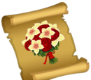 Manuel pour bouquet soleil levant