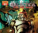 Battlestar Galactica: Cylon War Vol 1 3
