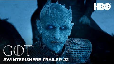 Game of Thrones Saison 7 WinterIsHere Trailer 2