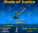 Blade of Justice Up2